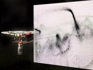 Open Source Graffiti Drone | Летающий робот-художник
