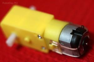 Двигатель DC 6V Gear Motor