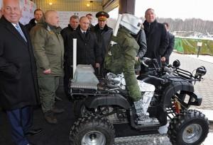 Российский боевой робот-аватар