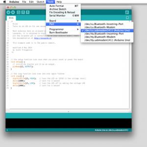 Новая Arduino IDE 1.6