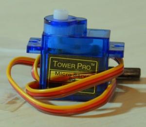 Сервопривод Tower Pro 9g SG90