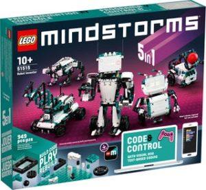 Новый LEGO MINDSTORMS Робот-изобретатель
